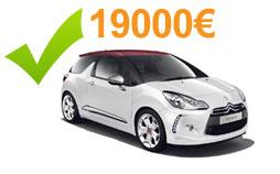 cr dit auto 19000 euros pr t voiture au meilleur taux. Black Bedroom Furniture Sets. Home Design Ideas